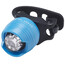 RFR Diamond HQP Fietsverlichting white LED blauw/zwart